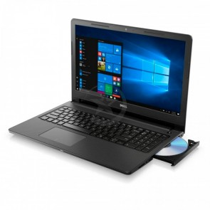 "Laptop Dell Inspiron 15 3567U, Intel Core i3-6006U 2.0GHz, RAM 4GB, HDD 1TB, DVD, LED TrueLife™ 15.6"" HD"