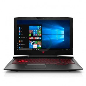 "Laptop HP Omen 17-AN001LA-UP Intel Core i7-7700HQ 2.8GHz, RAM 24GB, HDD 1TB + SSD 256GB, Video 4GB Nvidia GTX 1050M, LED 17.3"" Full-HD, Windows 10 Home"