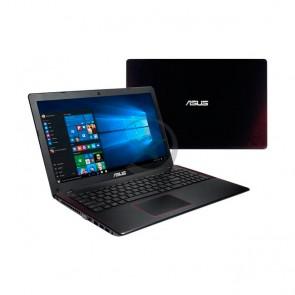 "Laptop ASUS K550VX-CTO, Intel Core i7-6700HQ 2.6GHz, RAM 16GB, SSD 512GB, Video Nvidia GTX 950M 2GB, LED 15.6"" Full HD, Windows 10 Home"