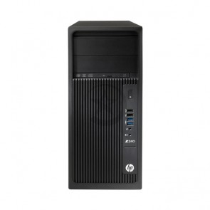 PC WorkStation HP Z240 Torre, Intel Core Xeon E3-1230 v.5 3.4GHz, RAM 8GB , HDD 1TB, Video 2GB AMD FirePro W2100, DVD, Windows 10 Pro