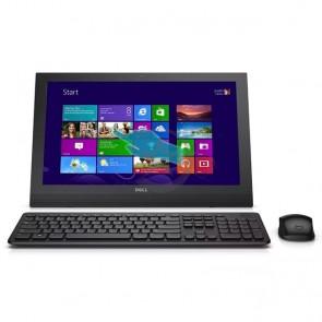 """PC Todo en Uno Dell Inspiron 20-3043 Intel Celeron N2840 2.16GHz, RAM 4GB, HDD 500GB, Wi-FI, LED 19.5"""" HD+, Windows 10 Pro"""