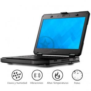 "Laptop Dell Latitude 14 5414 RUGGED (Robustecida) Intel Core i5-6300U 2.4GHz, RAM 16GB, SSD 512GB, DVD-RW, Pantalla 14"" HD, Windows 10 Pro"
