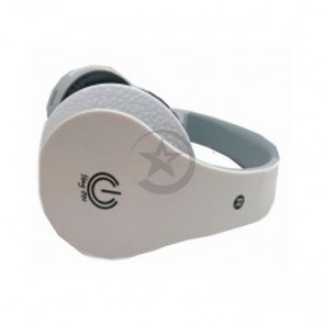 Auriculares Stay On HO-201 Blanco, Bluetooth