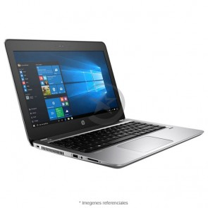 "Laptop HP EliteBook Folio 1040 G3, Intel Core i5-6300U 2.4GHz, RAM 8GB, SSD 256GB, LED 14"" HD, Windows 10 Pro SP"