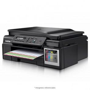 Impresora Multifuncional Brother DCP-T700W, Inyeccion De Tinta Continua, Impresora, Copiadora, y Escáner, sistema de tanque de tinta, USB, Wi-Fi.