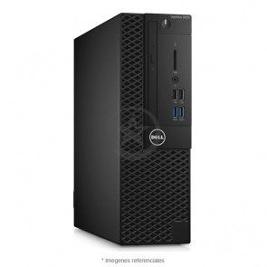 CPU Dell OptiPlex 3050 SFF, Intel Core i5-7500 3.4GHz, RAM 4GB, HDD 500GB, DVD+RW, Windows 10  Pro
