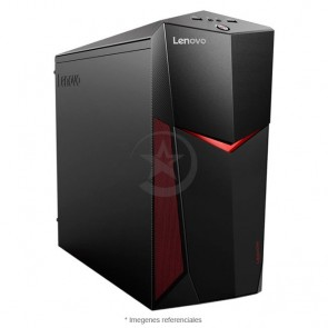 PC Lenovo Legion Y520T-25IKL Gaming, Intel Core i7-7700 3.6GHz, RAM 16GB, HDD 1TB + Sólido SSD 256, Video 4GB Nvidia GTX 1050, Wi-FI, DVD, Windows 10 Home