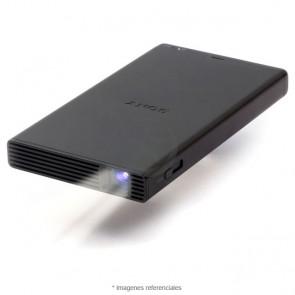 Proyector MP-CD1 105 lumens, resolución FWVGA(854x480), HDMI