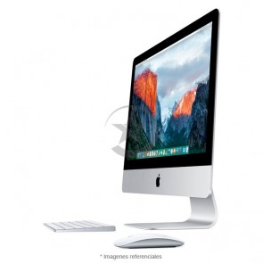 "PC Todo en Uno Apple iMac, Intel Core i5 2.8GHz, RAM 8GB, HDD 1TB, LED 21.5"" Full HD, Mac OS X 10"
