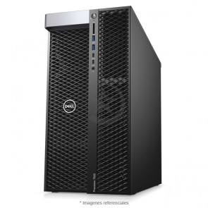 PC WorkStation Dell Precision 7920 Tower, Intel Xeon Silver 4114 2.2GHz (10 núcleos), RAM 128GB ECC, Sólido SSD 512GB + HDD 4TB, NVIDIA Quadro P6000 24GB GDDR5, DVD, Windows 10 Pro