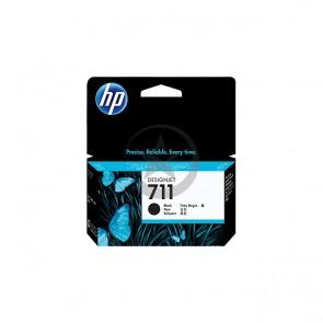 Cartucho de tinta DesignJet HP 711 de 38 ml Negro (CZ129A)