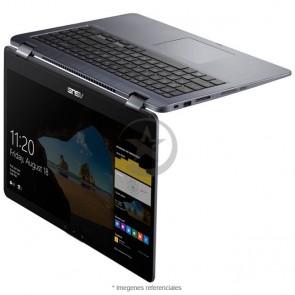 """Convertible 2 en 1 ASUS VivoBook Flip TP510UQ Intel Core i7-8550U 1.8Ghz, RAM 16GB, HDD 1TB+Sólido SSD 128GB, Video 2GB Nvidia 940MX, LED 15.6"""" Full HD Táctil, Windows 10"""