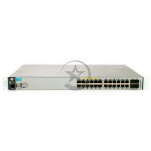Switch HP 2530-24G de 24 puertos 10/100/1000 Mbps