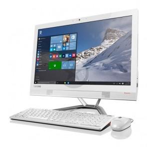 "PC Todo en Uno Lenovo IdeaCentre 300, Intel Core i3-6006U 2.0GHz, RAM 4GB, HDD 1TB, Wi-FI, BT, DVD, LED 23"" Full HD, Win 10 Home"