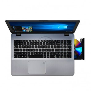 "Laptop Asus Vivobook X542UQ-DM129, Core i7-7500U 2.7GHz, RAM 12GB, HDD 1TB, 2 GB Nvidia GeForce 940MX, DVD, LED 15.6"" Full HD"
