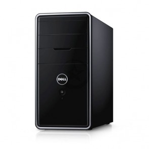 CPU Dell Inspiron 3847 Torre Intel Core i5 6400 2.7 GHz, RAM 12GB, HDD 1TB, WiFI, DVD, Windows 10 Pro