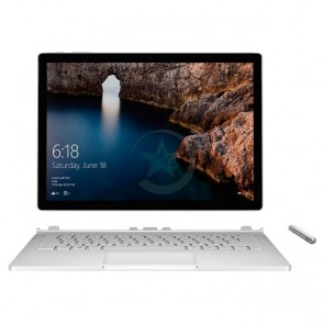 "Microsoft Surface Book 2 en 1, Intel Core i5-6300 2.4GHz, RAM 8 GB, Almacenamiento SSD 256GB, Video Nvidia 940M, Pantalla de 13.5"" Pixelsense QHD Táctil, Windows 10 Pro"