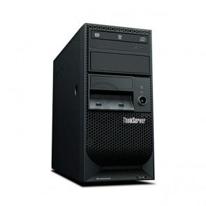 Servidor Lenovo ThinkServer TS150  Intel Xeon E3-1245 v5 3.5GHz, RAM 8GB, HDD 2 TB, DVD+RW, 4U Torre