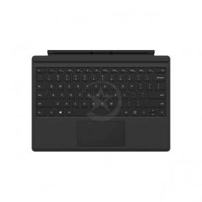 Funda con teclado iluminado para Surface Pro 4 - Microsoft Type Cover 4 Negro