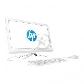 "PC Todo en Uno HP 22-b006la, APU AMD Quad-Core A6-7310 2.0GHz, RAM 4GB, HDD 1TB, DVD, Wi-FI, BT, Pantalla LED 21.5"" Full HD, Windows 10"
