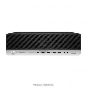 PC Workstation HP EliteDesk 800 G3 SFF, Core i7-7700 3.6GHz, RAM 8GB DDR4, SSD 256GB, DVD, Windows 10 Pro SP