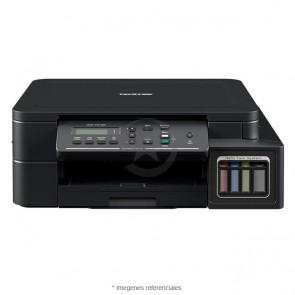 Impresora Multifuncional Brother DCP-T510W, Inyeccion De Tinta Continua, Impresora, Copiadora, y Escáner, sistema de tanque de tinta, USB, Wi-Fi.