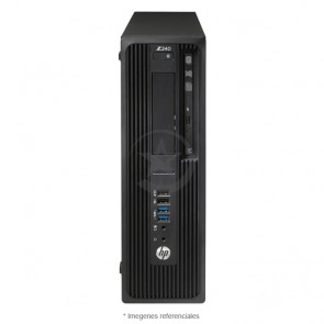 PC WorkStation HP Z240, Intel Core i7-7700 3.4GHz, RAM 16GB , HDD 1TB, Video 2GB AMD FirePro W4100, DVD, Windows 10 Pro
