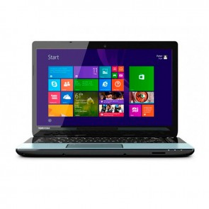 "Laptop Toshiba Satellite L45-B4205FL Intel Core i3-4005U 1.7GHz, 4GB , HDD 750GB, DVD, LED 14"" HD, Windows 10"