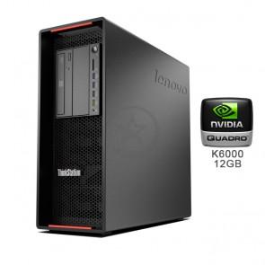 PC WorkStation Lenovo ThinkStation P700 Xeon® Ten-Core E5-2650 v3 2.3GHz,RAM 64GB ECC, HDD 4TB + SSD 180GB , Video Quadro K6000 12GB ddr5, DVD, Windows 8.1 Pro