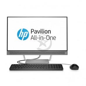 """PC Todo en Uno HP Pavilion Touch 24-B259, Intel Core  i7-7700T 2.9GHz, RAM 12GB, HDD 1TB + SSD 128GB, Video 4GB Nvidia GT 930MX, Wi-FI, BT, DVD LED 23.8"""" Full HD Táctil, Windows 10 Home"""