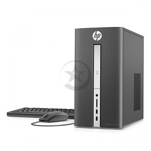 PC HP Pavilion 510-P089U, Intel Core i7-6700T 2.8GHz, RAM 8GB, HDD 1TB, Video 4GB Nvidia GT 730, Wi-FI, BT, DVD, Windows 10 Home