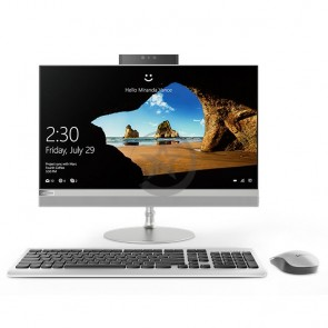 "PC Todo en Uno Lenovo IdeaCentre 520, Intel Core i3-7100T 3.4GHz, RAM 4GB, HDD 1TB, Wi-FI, BT, DVD, LED 21.5"" Full HD"