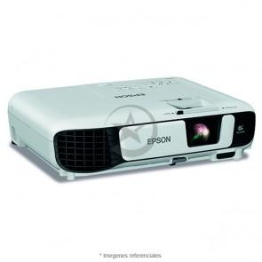 Proyector Epson PowerLite S41+ 3LCD 3300 lumens, resolución SVGA 800x600, HDMI