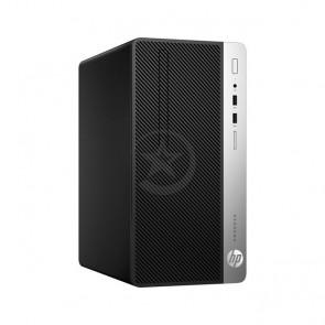 PC HP ProDesk 400 G4 Torre Intel® Core™ i5-7500 3.2GHz, RAM 4GB, HDD 500GB, DVD, Windows 10 Pro