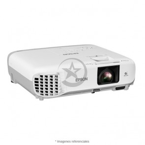 Proyector Epson PowerLite X39 3LCD 3500 lumens, resolución XGA 10240x768, HDMI