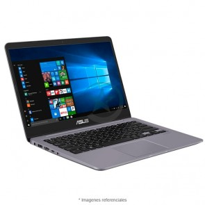 "Laptop Asus Vivobook X411UN-BV118T, Core i7-8550U 1.8GHz, RAM 12GB, HDD 1TB, Video 2GB Nvidia GeForce MX150, LED 14.0"" HD, Windows 10 Home SP"