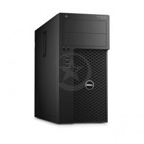 PC WorkStation Dell Precision 3620 Torre, Intel Core Xeon E3-1220 v6 3.0GHz, RAM 32GB ECC, HDD 2TB + SSD 1TB PCIe NVME, Video 5GB Nvidia Quadro P2000, DVD, Windows 10 Pro