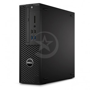 PC Dell WorkStation Precision 3420 SFF Intel Core i7 6700 3.4 GHz, RAM 16GB , SSD 256GB ó HDD 1 TB , Video 4GB Quadro K1200 , DVD, Win 10 Pro