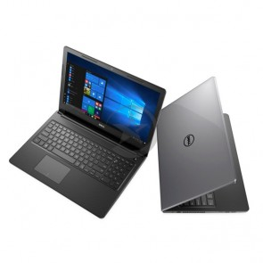 "Laptop Dell Inspiron 15 3567, Intel Core i3-6006U 2.0GHz, RAM 4GB, HDD 500GB, DVD, LED TrueLife™ 15.6"" HD"