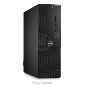 PC Dell OptiPlex 3050 SFF, Intel Core i5-7500 3.4GHz, RAM 8GB, HDD 1TB, DVD+RW, Windows 10  Pro