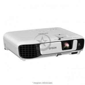 Proyector Epson PowerLite X41+ 3LCD 3600 lumens, resolución XGA 10240x768, HDMI