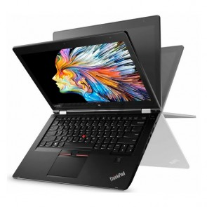 "Ultrabook Workstation Lenovo ThinkPad P40 YOGA Intel Core i7 6600U 2.6GHz, RAM 16GB, SSD 512GB, Video 2GB Quadro M500m, LED 14"" WQHD, Win 10 Pro"