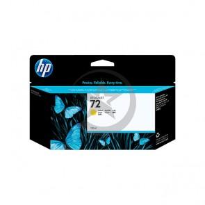 Cartucho de tinta DesignJet HP 72 de 130 ml Amarillo (C9373A)