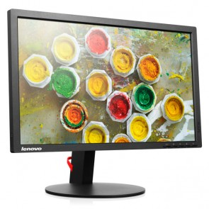 "Monitor Lenovo ThinkVision T2224p de 21.5"" Full HD 1920x1080, VGA, DisplayPort, HDMI, USB, Pivot"