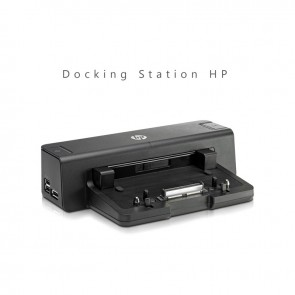 Docking Station HP A7E33AV, Base de acoplamiento, 90W