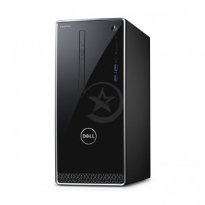 PC Dell Inspiron 3668-5236, Intel Core i5-7400 3.0GHz, RAM 12GB, HDD 1TB, Wi-FI, DVD, Windows 10 Home