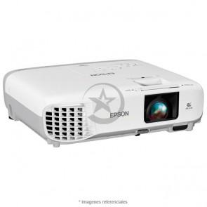 Proyector Epson PowerLite 108 3LCD 3700 lumens, resolución XGA 1024x768, HDMI