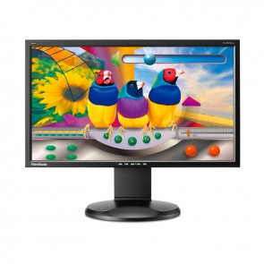 "Monitor LCD ViewSonic Serie Gráfica VG2028WM 20"" HD (1600x900) , VGA , DVI-D, 4 x USB , parlantes ."