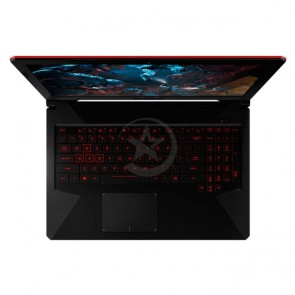 "Laptop Asus FX504GD-DM328TUF Gaming, Intel Core i5 8300HQ 2.2GHz, RAM 12GB, HDD 1TB, Video 4GB Nvidia GTX 1050, LED 15.6"" Full HD, Windows 10 Home SP"