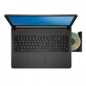"Laptop Dell Inspiron 15-3567 UT, Intel Core i5-7200U 2.5GHz, RAM 8GB, HDD 1TB, Video 2GB AMD Radeon, DVD, LED TrueLife™ 15.6"" HD"